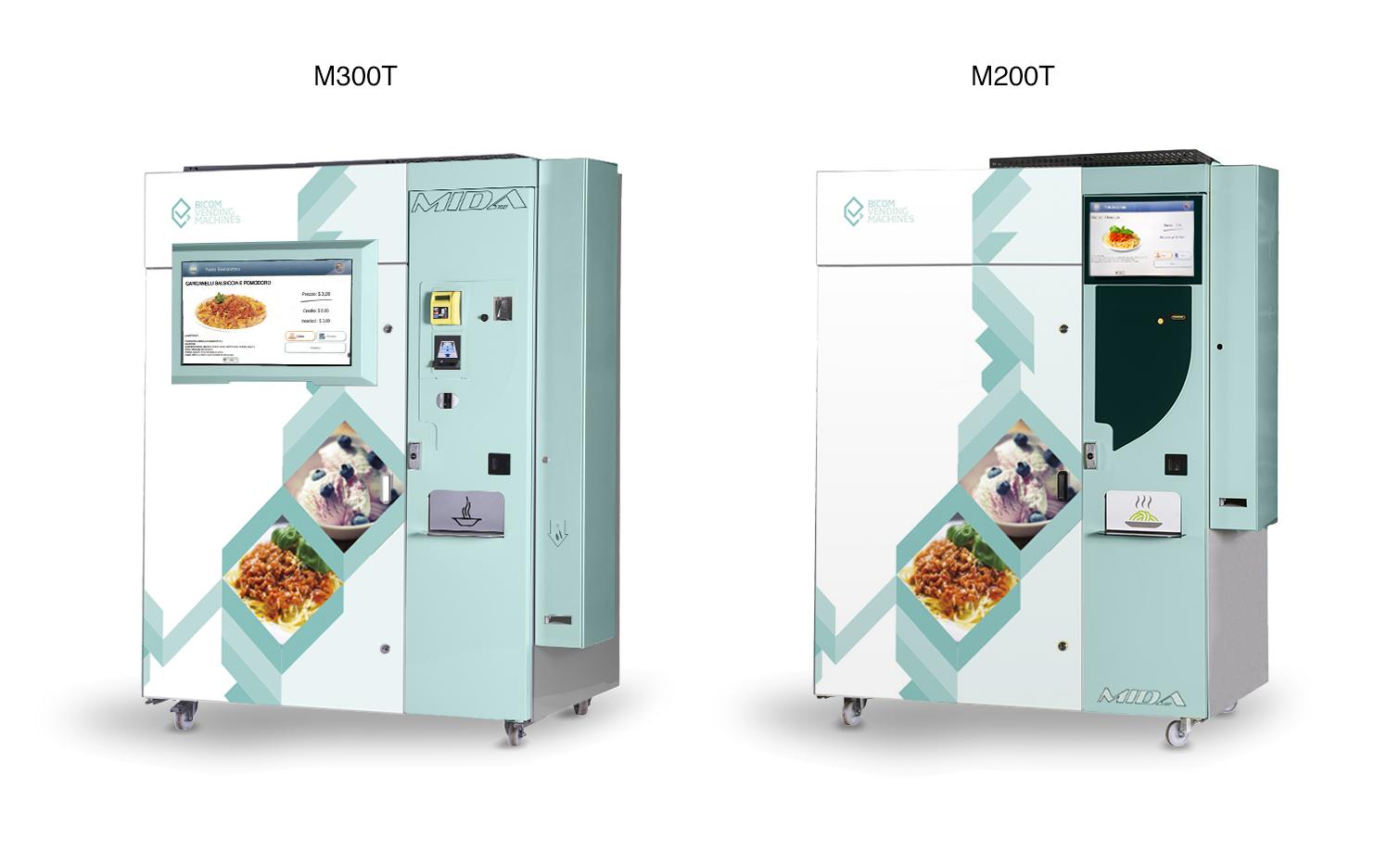 Vending Machines MIDA